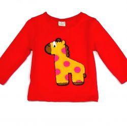 Yeni sweatshirt (pamuk)