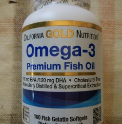 Omega 3 from the global manufacturer