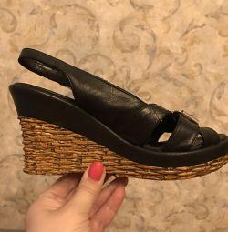Sandale pentru pantofi
