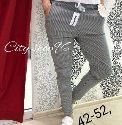 Новые брюки 44-46