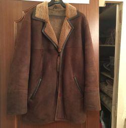 Κομψό παλτό για άνδρες, 52-54