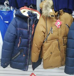 Jackets winter parks are very warm for teenagers