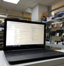 4-ядерный ноутбук HP Intel/8Gb/Radeon R5 M430 2Gb