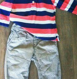 Ρούχα για αγόρι ηλικίας έως 1 έτους
