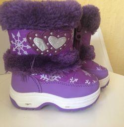 Children's boots winter boots