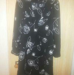 Takım elbise ceketi elbise