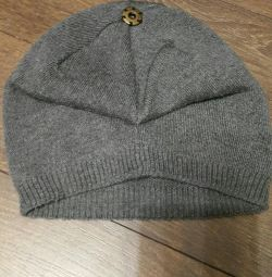 Double-knitted hat