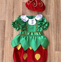 Carnival costume Strawberry