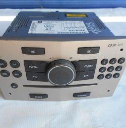 Radio Opel Astra H L48 Z16XER 2007