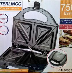 Сендвич - тостер ST-10665 Sterlingg