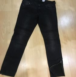 Jeans new h & m