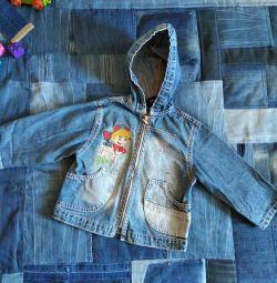 Джинсовая куртка86