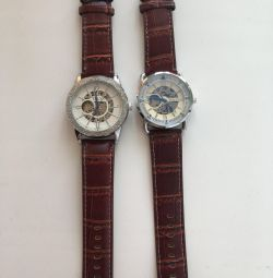 New mechanical watches
