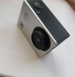 Action camera.