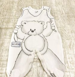 Children's demi-season overalls, 56-62