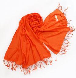 Tippet πορτοκαλί