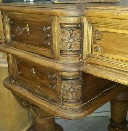19. yüzyıl kabine masası
