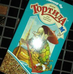 Τροφή για μια χελώνα