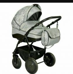 Stroller Indigo 2 in 1 Slack
