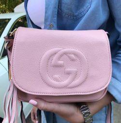 New soft pink / powder bag Gucci Gucci