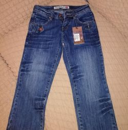 Jeans new Italy 25 rr