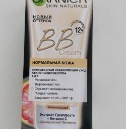 New BB Garnier Cream