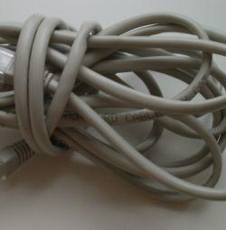 Cablul de rețea gri