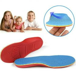 orthopedic children's insoles new