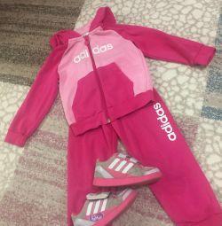 Adidas Kostüm ve Spor Ayakkabı Orijinal