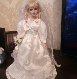 Лялька наречена 👰