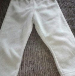 Fleece panties