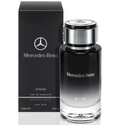 Mercedes Benz Intense men's fragrance