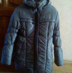 Χειμώνας σακάκι χειμώνα 38-40 μέγεθος