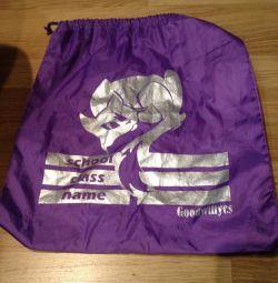 Bag for change