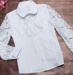 Μπλούζες για κορίτσια 1-5 βαθμού