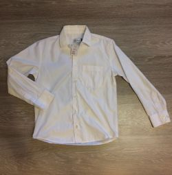 Uniformă școlară. cămașă