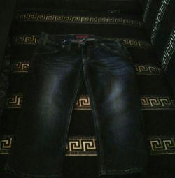 джинси укорочені