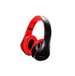 MICROLAB K 360 HEADSET RED