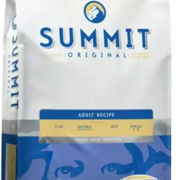 Summit holistic meat 3 species