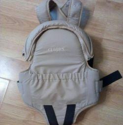 Sırt çantası kanguru