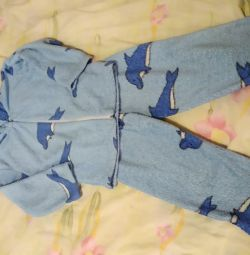 Pijama Terry 116