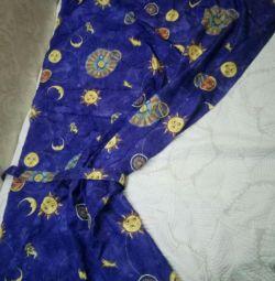 curtain or bedspread
