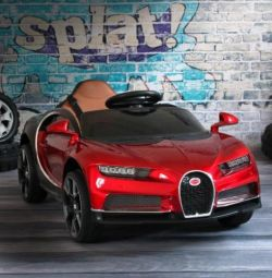 Bugatti Chiron children's new art238912ncdas
