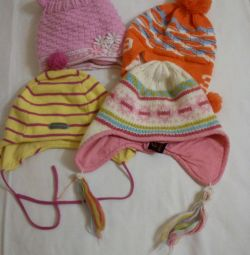 hats for winter and spring