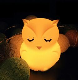 USB Owl Lamp