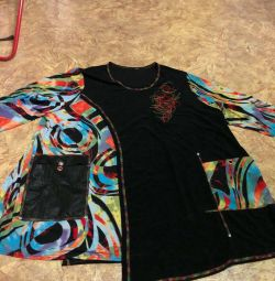 Dress Tunic 4 pieces