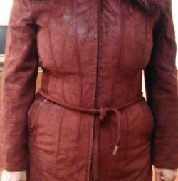 jackets genuine leather and fur