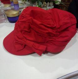 Orbis'in şapkası.