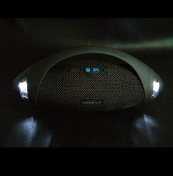 🔥 Bluetooth Speaker + LED Hopestar H37 New