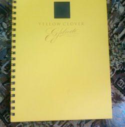 Тетрадь коллекционная